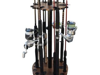 Rush Creek Creations Spinning Fishing Rod Storage