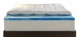 G New Sleep Innovation Tri Folding Mattress Topper