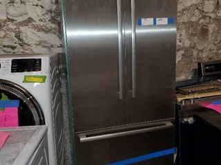 Bosch B36BT930NS 36 Inch Built In French Door Refrigerator