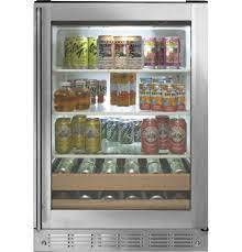 ZDBC240NBBS General Electric Wine and Beverage Cooler