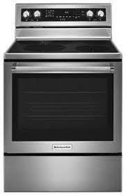 KitchenAid Range Stove Oven Model KFEG500ESS3