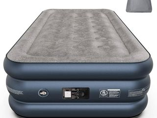 IDOO AIR MATTRESS WITH BUIlT in electric pump