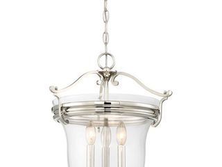 Minka lavery Candelabra Base Pendent light   Retail   314 99