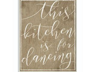 For Dancing Wall Art    Stupell Industries Kitchen   Retail   28 34