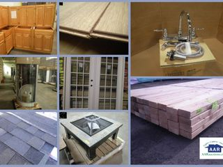 Building Materials Auction Coming Soon
