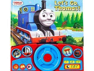 Ride Along With Thomas  Interactive Storybook