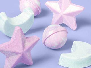 Galaxy Glow ShimmerBath Bomb Gift Set   9pc   More Than Magic