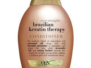 OGX Ever Straightening   Brazilian Keratin Therapy Conditioner  13 fl oz