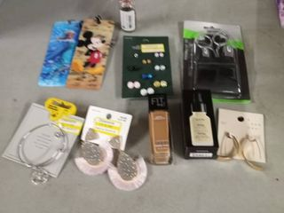 bag variety of items 10 pc