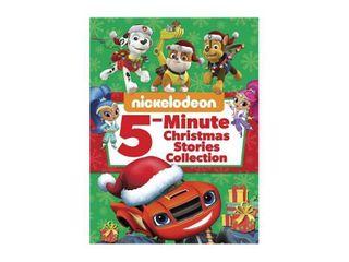Nick 5 Minute Christmas Stories  Hardcover   Random House