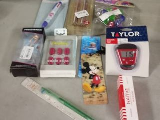 bag of variety items 10 pc