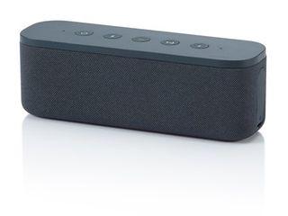 onn  large Indoor Bluetooth Spreaker  Grey