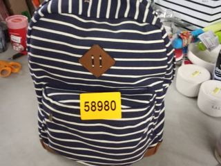 stripped back pack