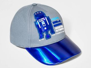 Boys  Star Wars Galaxy s Edge Hat   Gray Blue