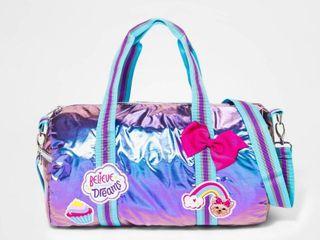 Girls  JoJo Siwa Slumber Party Duffel Bag