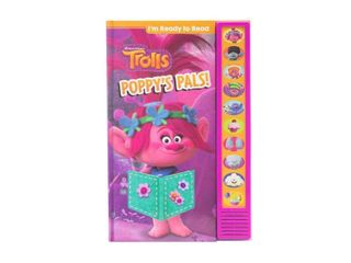 Trolls  I m Ready to Read   Sound Book  Hardcover