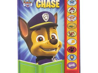 PAW Patrol  I m Ready to Read   Sound Book  Hardcover
