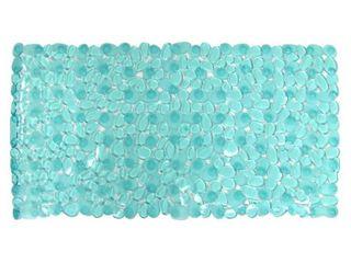 Pebble Bath Mat Blue   Room Essentials