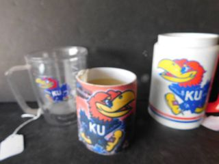 KU Cups  2 ea    Koozie