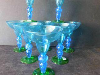 Margarita Glasses  set of 8