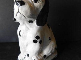 Concrete Dalmatian