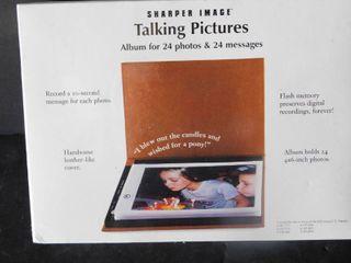 Talking Pictures Photo Album