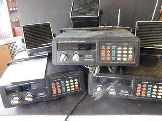 Two way radios  3 ea