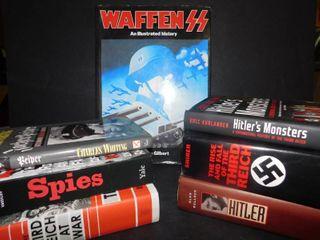 lot of 7 Books German War Themed