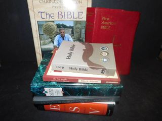 lot of 7 Religious Themed Books