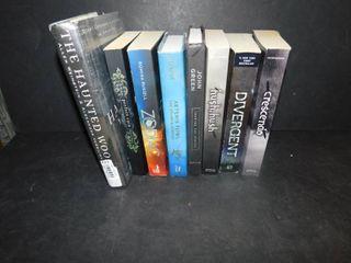 lot of 8 Dark Dramam Books