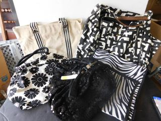 Five women s bags