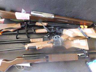 Play rifles  6 ea