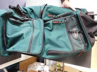 lucas gear upright duffle bag