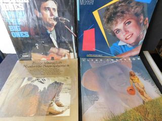 lot of four albums   George Jones   2 others