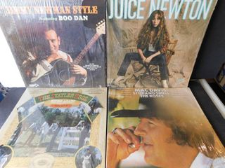 lot of four albums   Statler Brothers   3 others