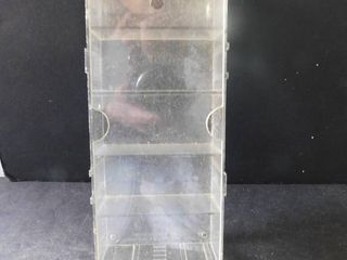An 85 car Matchbox display holder