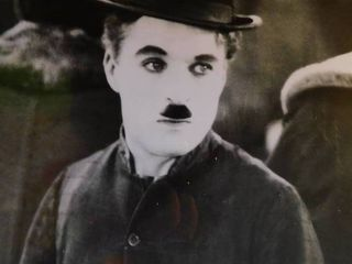 21 x 16 Masterpiece Print Charlie Chaplin  227