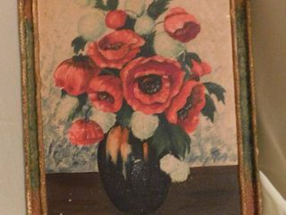 Carnival Art Floral Picture