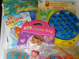 Kid s Game lot