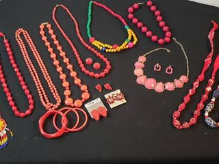 Fashion Jewelry  Necklaces and Clip Earrings