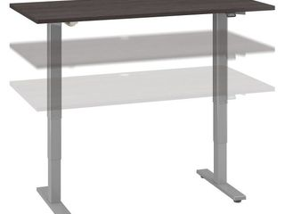 Move 40 60W x 30D Adjustable Standing Desk by Bush Business Furniture  Retail 469 99
