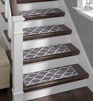 Sofia Rugs  Stair Treads  Geometric  Set of 15 with double sided tape
