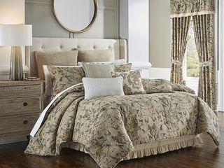 Waverly Volterra 4 Piece Comforter Set  Retail 182 98