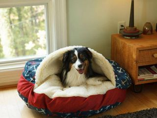 Snoozer Anchors Away Cozy Cave Pet Bed  Retail 81 99