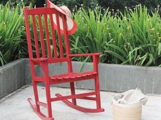 Cambridge Casual Alston Porch Rocking Chair  Retail 163 99