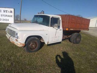 1967 1300 Series International Dump Truck