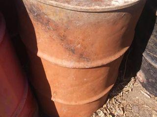 3 Smaller Barrels
