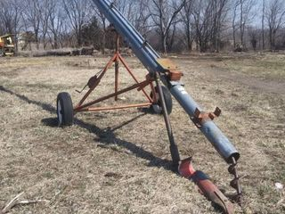 Grain Auger on wheels