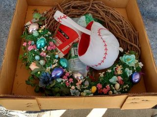 Easter wreath and more