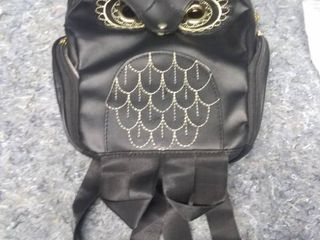 Kid s Size Owl Backpack